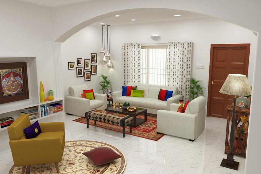 CUBS Design Stories: An Elegant Living room makeover