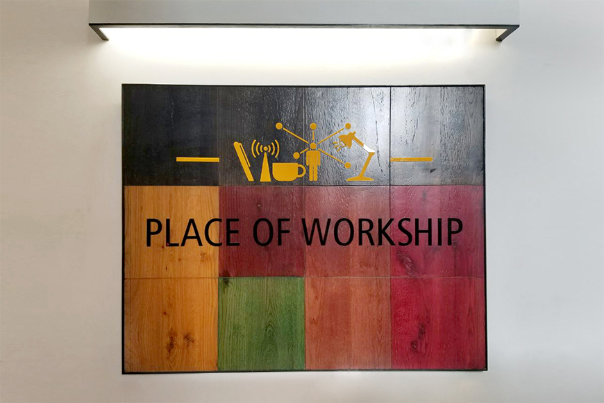 """CUBS CONVERSATIONS with Badri Poonawalla: """"Place of Workship"""""""
