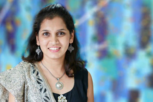 "CUBS CONVERSATION with Komal Parmar : ""Artist At Work"""