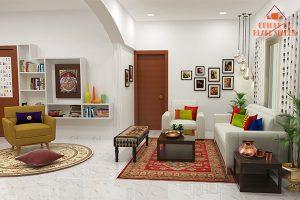Online interior decorators Cubspaces