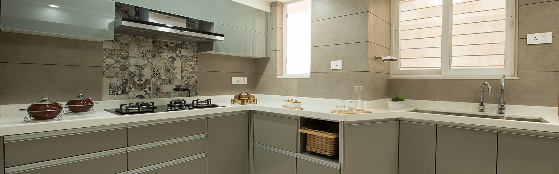 online modular kitchen design