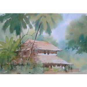 konkan house paintings online   paper painting  Cubspaces