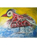 Birdy painting online in India