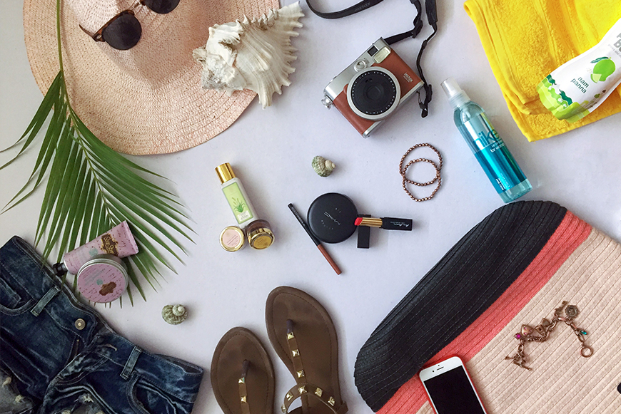 10 Summer Essentials to Beat The Heat