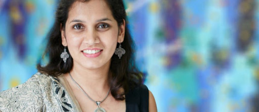 "CUBS CONVERSATION with Komal Parmar : ""Artist At Work"""