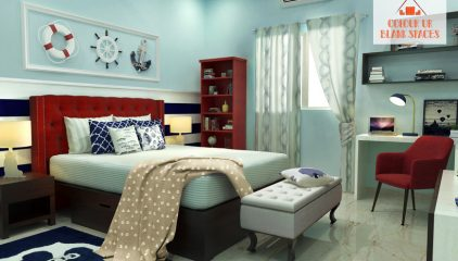 CUBS Design Stories: Nautical Inspired Boys Room