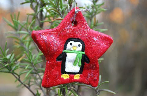 DIY Christmas Decor Ornament