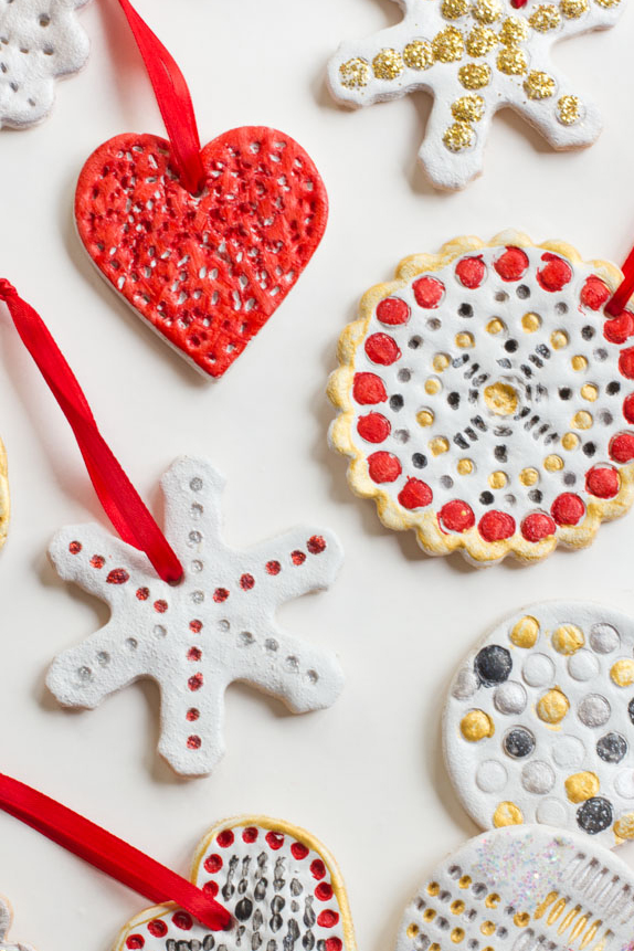 Salt Dough DIY Christmas Decor