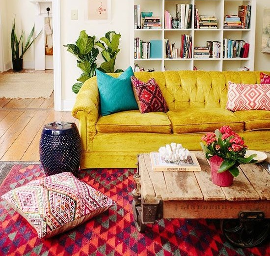 Accent Pillow Ideas - Pillow Decor Ideas - Cushion Covers - Living room decor ideas