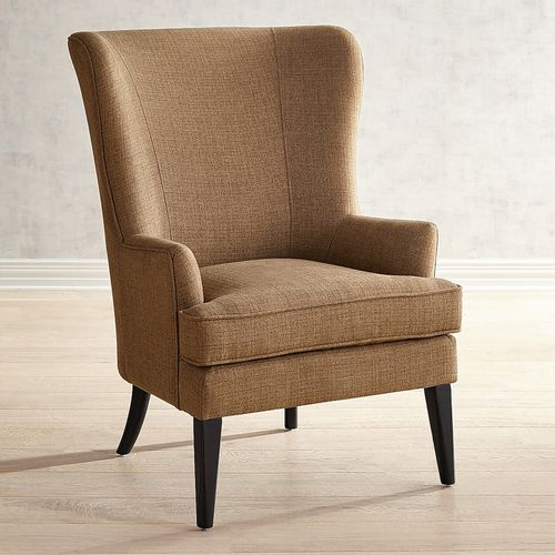 Pier 1 - Wing Back Chair - Accent Chair - Living Room Chair - Midcentury Modern -